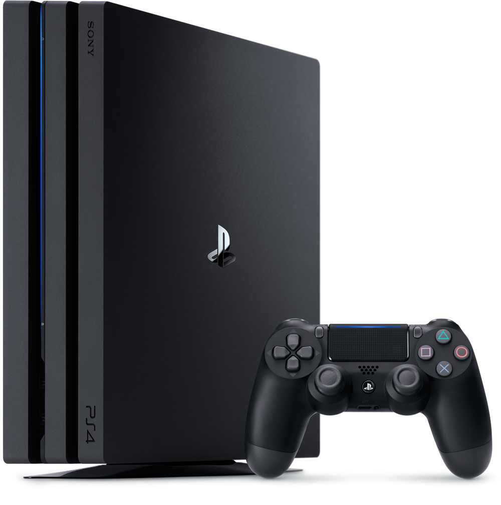 Playstation 4 Pro games update