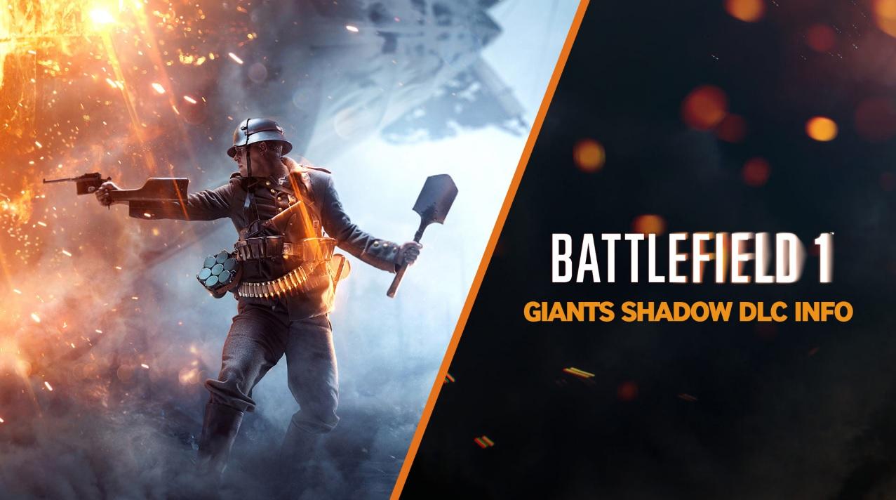 Battlefield 1 update