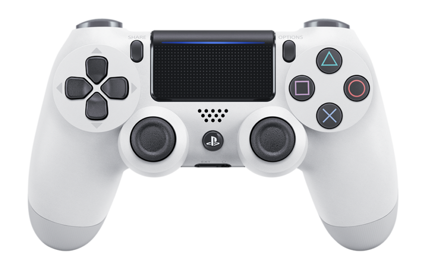 Witte Playstation 4 Slim