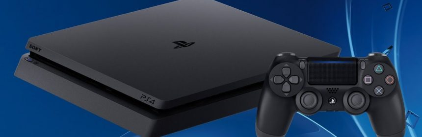 Playstation 4 Slim actie