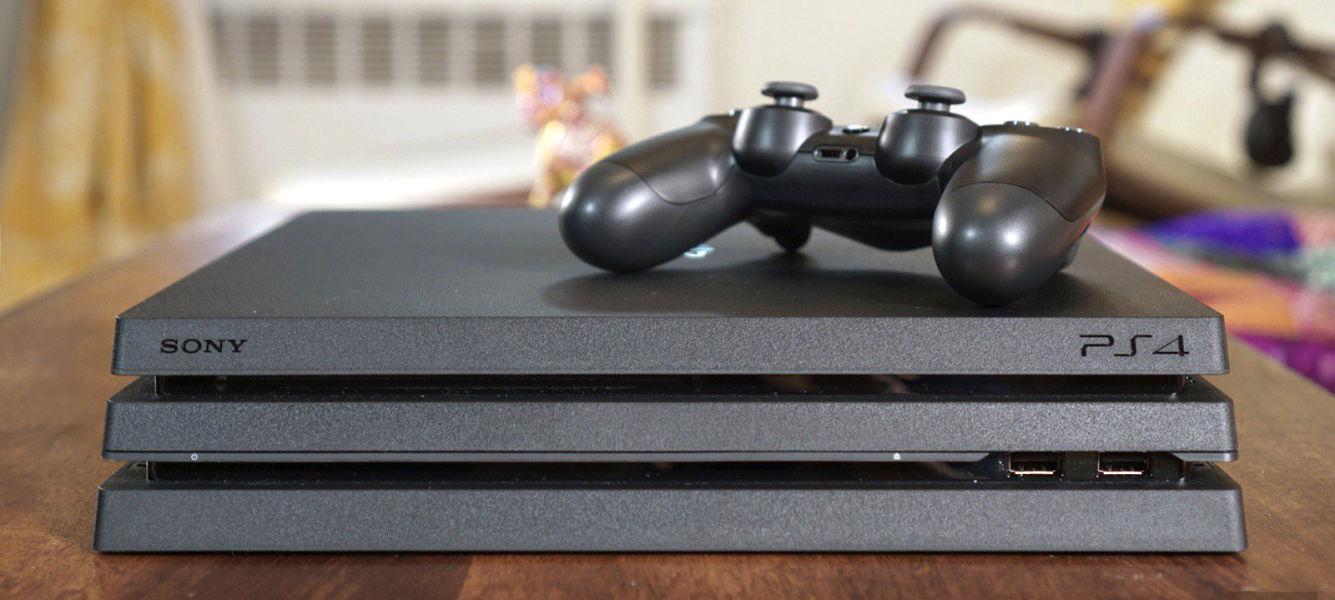 Playstation 4 Pro media player