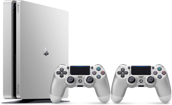 Playstation 4 Slim limited editions